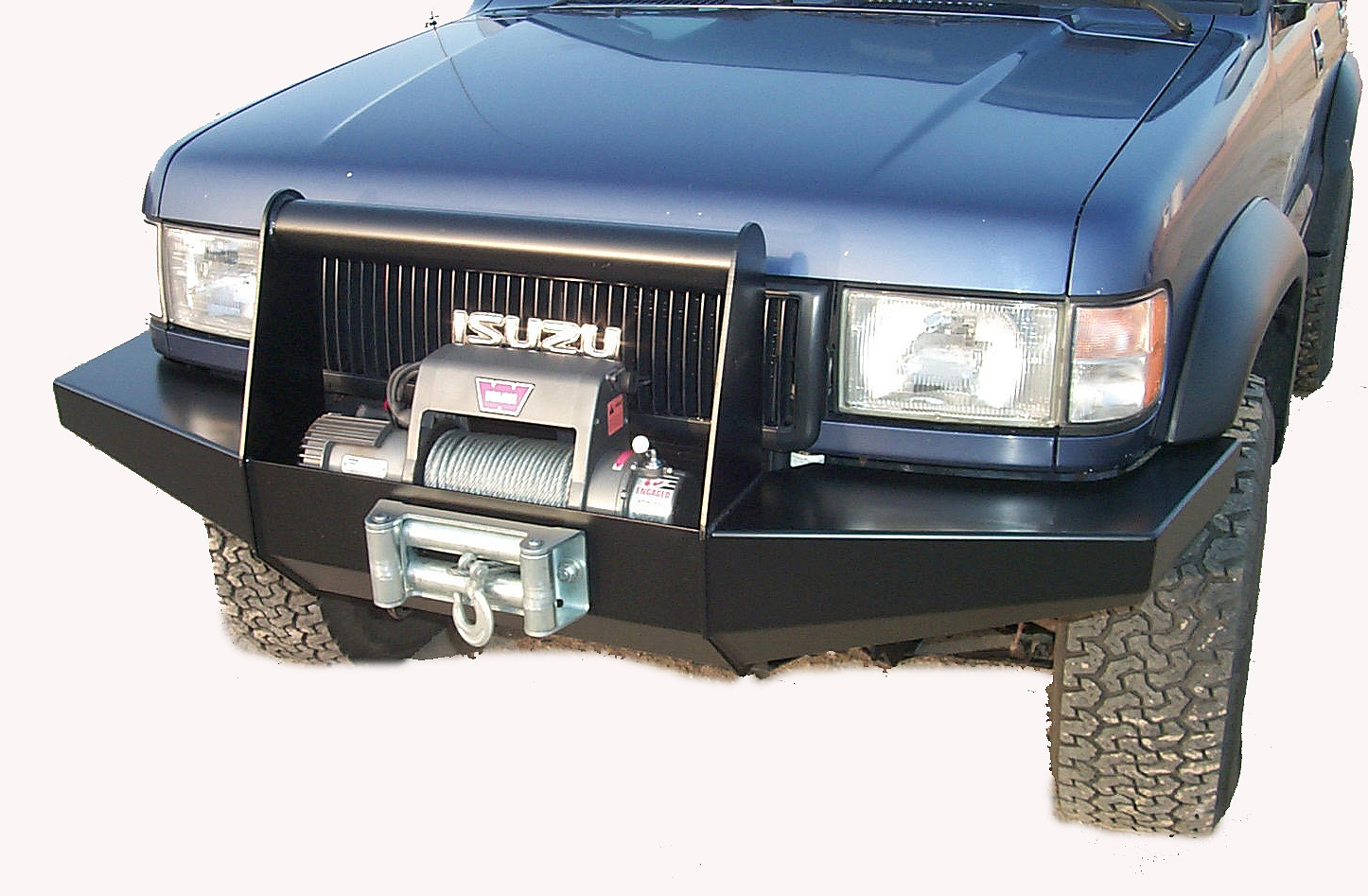 Calmini - Isuzu Trooper