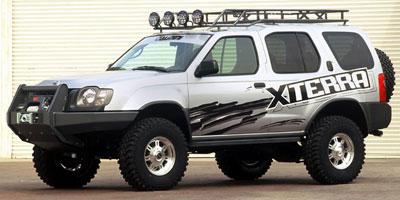Calmini - Nissan 2000-2004 Xterra