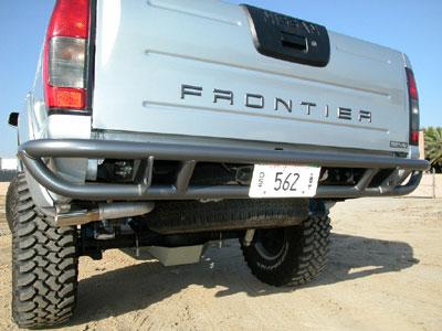 Calmini Nissan Frontier