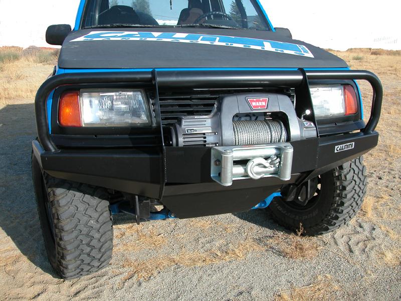 Suzuki Vitara Rear Bumper